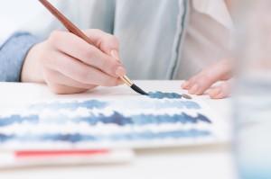 Artist Artist Painting Brush Painter Painting